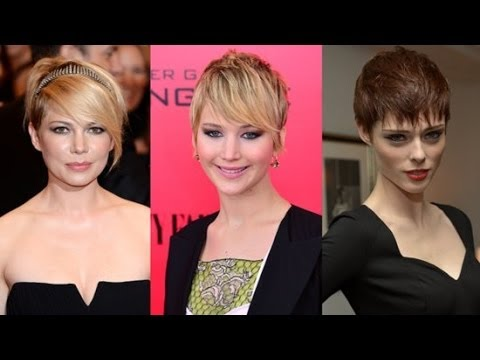 the-perfect-short-haircut-for-your-face-shape- -beauty-beat
