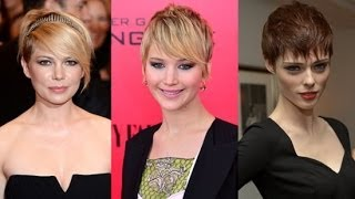 The Perfect Short Haircut For Your Face Shape | Beauty Beat