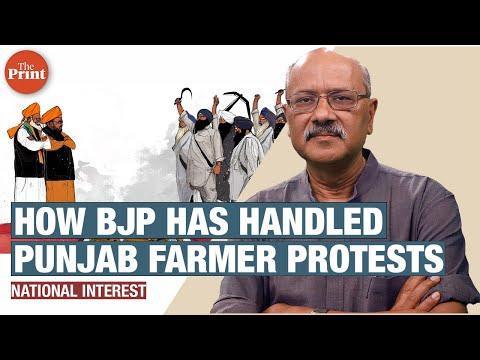 Shambles over farmers' protest shows Modi-Shah BJP needs a Punjab tutorial