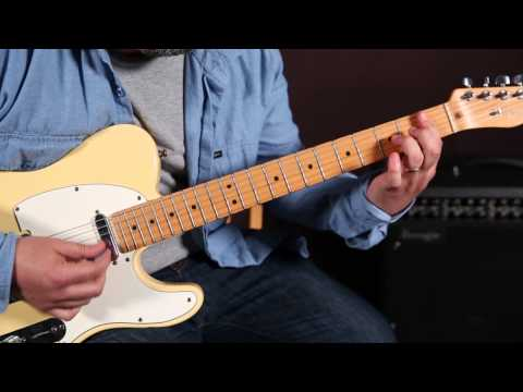 Rolling Stones - Brown Sugar - Guitar Lesson - Keith Richards Tuning Open G