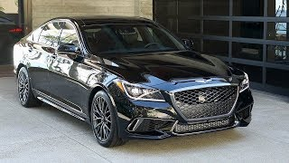 Genesis G80 sport - Why call it a sport?