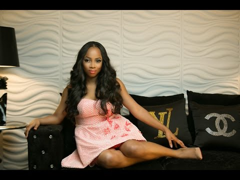 Video: See How To Hook A Man This Christmas By Toke Makinwa