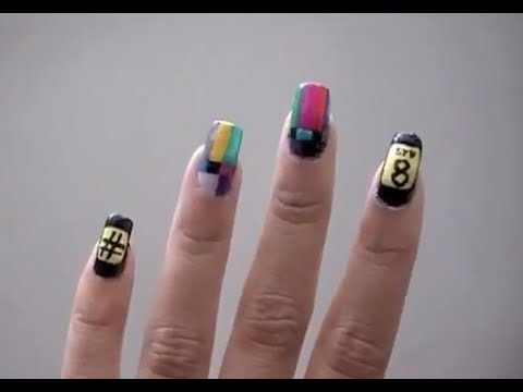 2ne1 jeremy scott nails