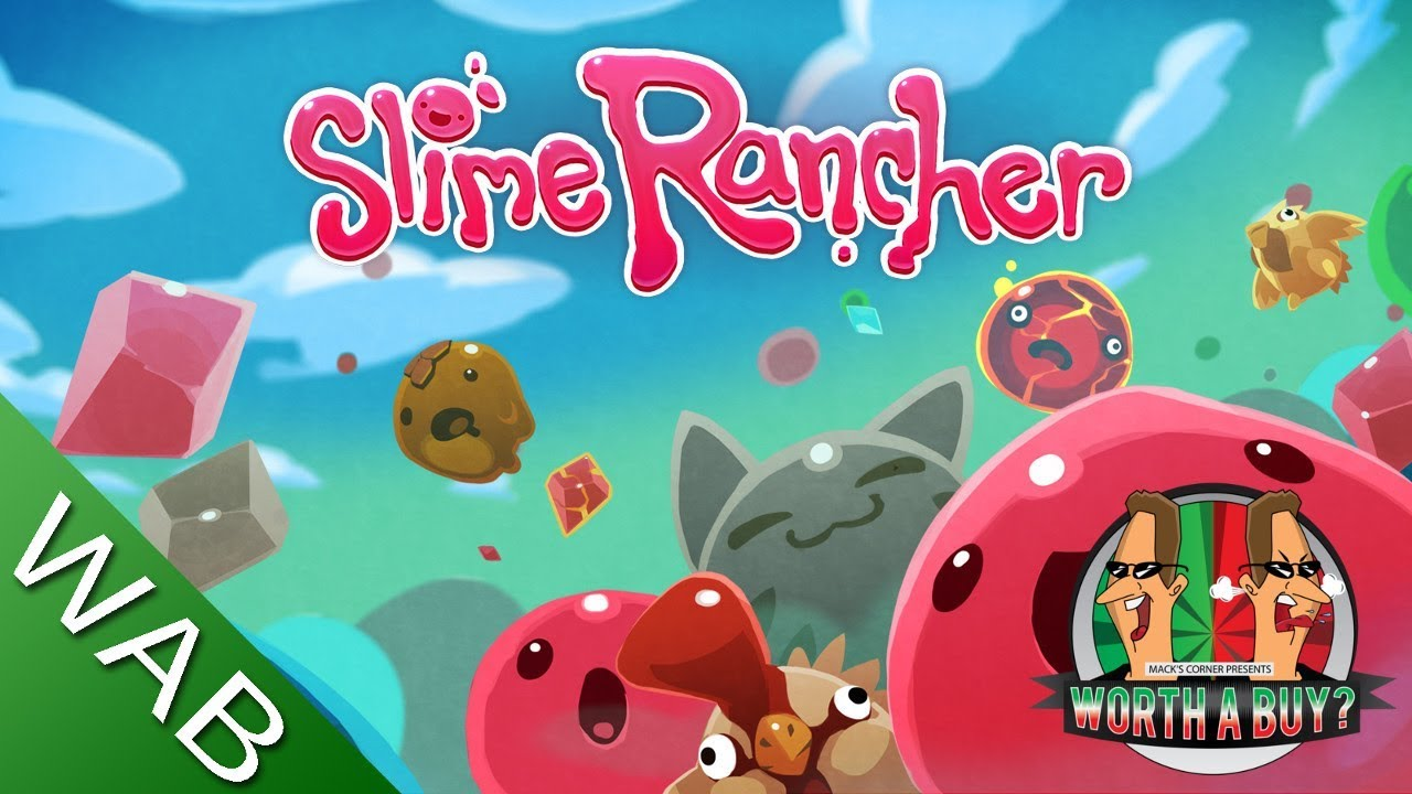 Slime Rancher Review - Worthabuy?