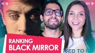 black mirror ranking do pior ao melhor episódio fe pineda e bilheterama