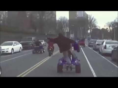 RA The Rugged Man - Dark Streets feat Malik B and Amalie Bruun