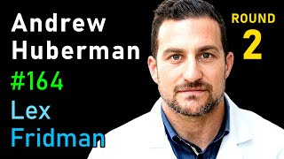 Andrew Huberman: Sleep, Dreams, Creativity, Fasting, and Neuroplasticity | Lex Fridman Podcast #164