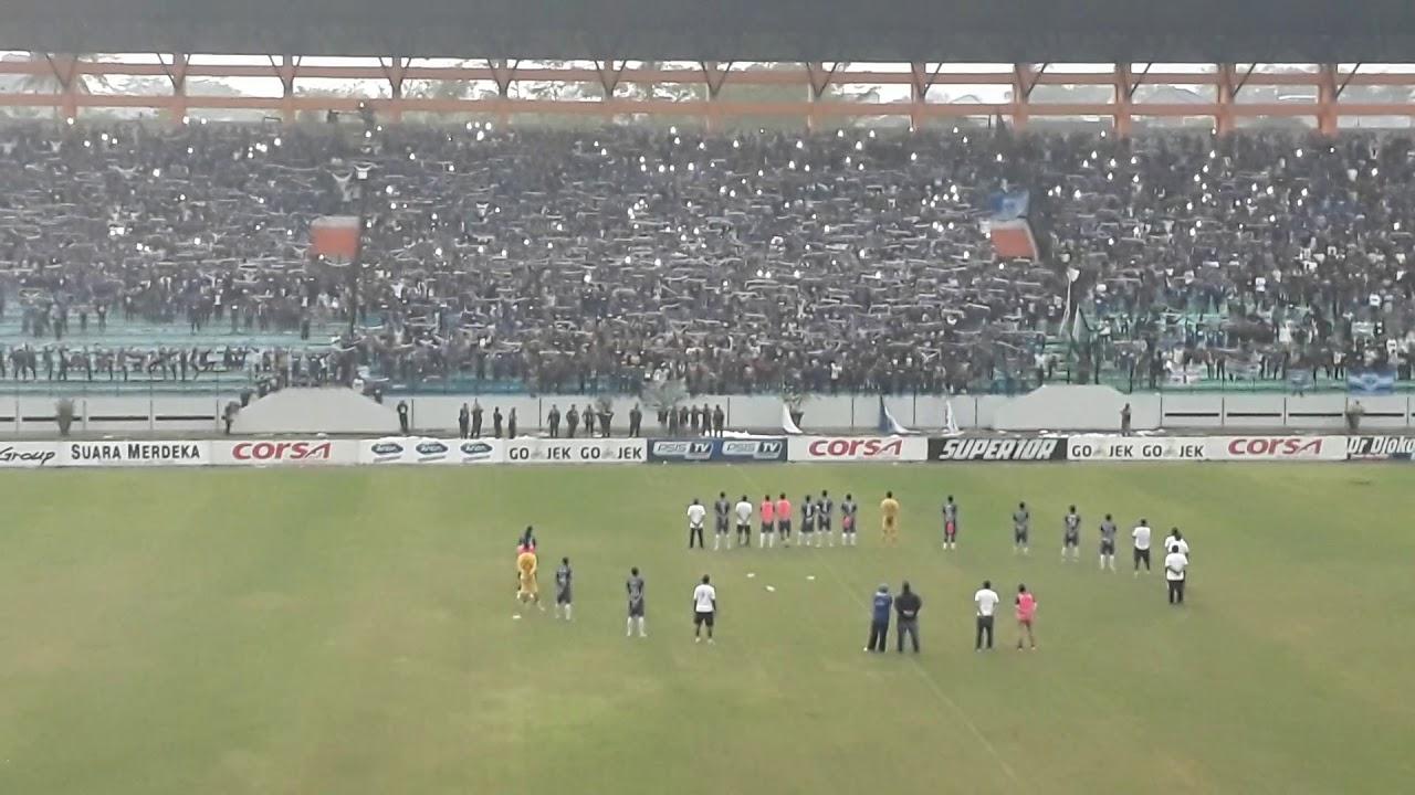 KERINDUAN - Anthem of Panser Biru PSIS Semarang vs ...