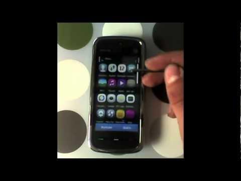 Обзор Прошивки Lite Modification 5.5 для Nokia 5230