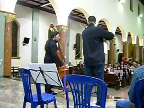X Festival de Ourinhos - Jacob Walther - Hortulus Chelicus - Prelude in D Minor