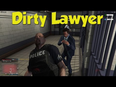GTA 5 RP - Cop Life: LSPD Episode 10 - Dirty Lawyer