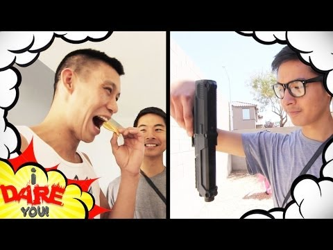 I Dare You (ft. Jeremy Lin & Kevjumba)