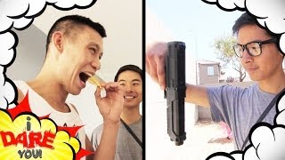 I Dare You (ft. Jeremy Lin & Kevjumba)