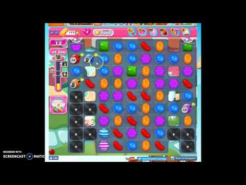 Candy Crush Level 2342 help w/audio tips, hints, tricks