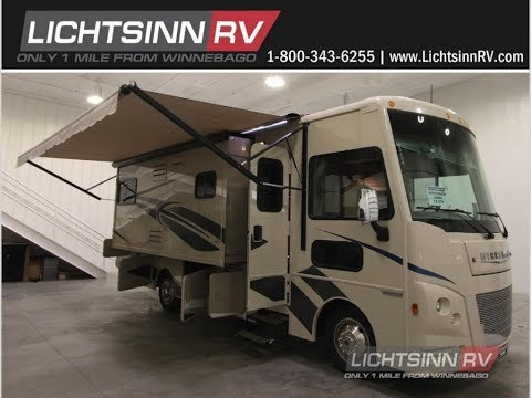 LichtsinnRV.com - New Winnebago Vista LX 27N