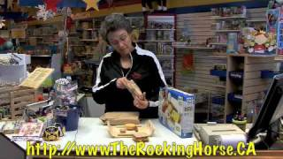 The Rocking Horse - Plan Toys, Play Food