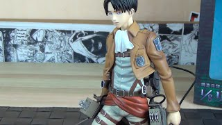 Атака Титанов - Капрал Леви - Коллекционная фигурка | Attack on Titan - Levi