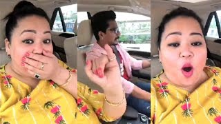 Watch - What Happens When Bharti Singh Makes FUN Of Husband Harsh On Her Birthday!