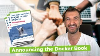 Announcing the Docker Book and Youtube Launch Gift Coupon