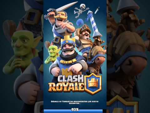 İlk Video Clash Royal Bölüm #1