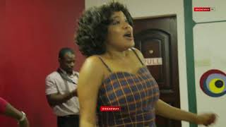 Toyin Abraham Parties Hard Despite Divorce Drama Between Her and her Ex-Husband