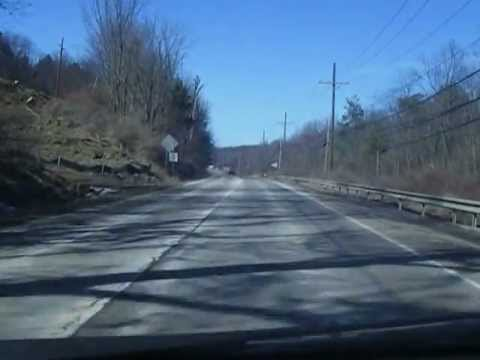 Burgettstown, PA to Weirton, WV, Route 18