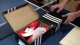 Обзор обуви для настольного тенниса adidas adizero