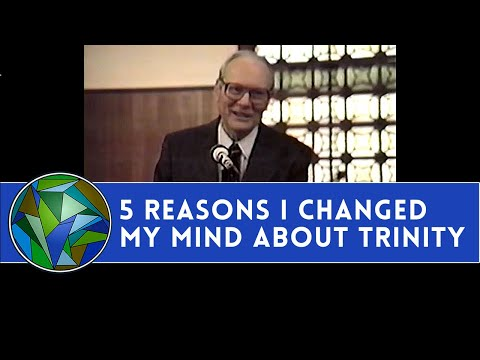 5 Reasons I Changed My Mind About The Trinity  -  Sid Hatch
