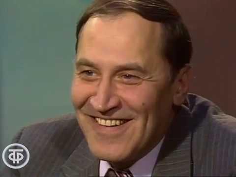 Программа к Дню радио и телевидения (1986)