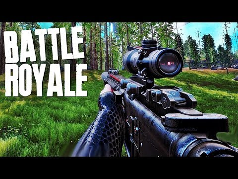 NOVO BATTLE ROYALE - UM BATTLEGROUNDS AVANÇADO? - ISLANDS OF NYNE