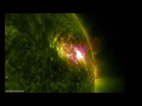 The best Space Weather moments of...2016