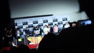 Kyuhyun Tony Moly PH Fansign + ELF singing happy birthday