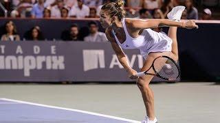2016 Coupe Rogers Second Round | Simona Halep vs Daria Gavrilova | WTA Highlights