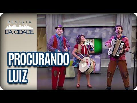 Espetáculo Procurando Luiz - Revista Da Cidade (10/11/2017)