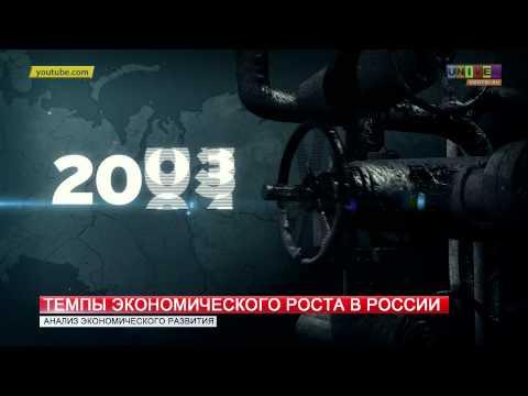Темпы экономического роста в России