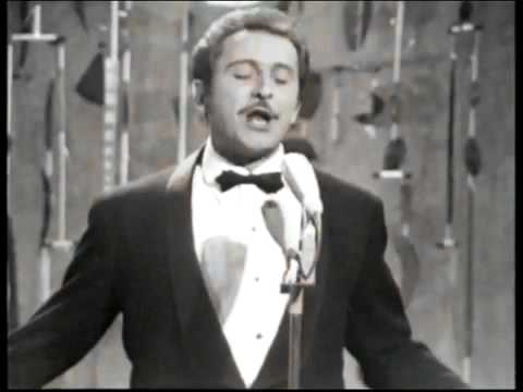 Eurovision 1966 - Domenico Modugno - Dio, come ti amo.flv