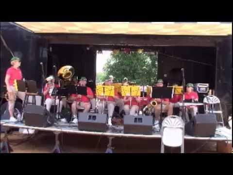 Ping-Pong Polka . Plateau Old-time German band