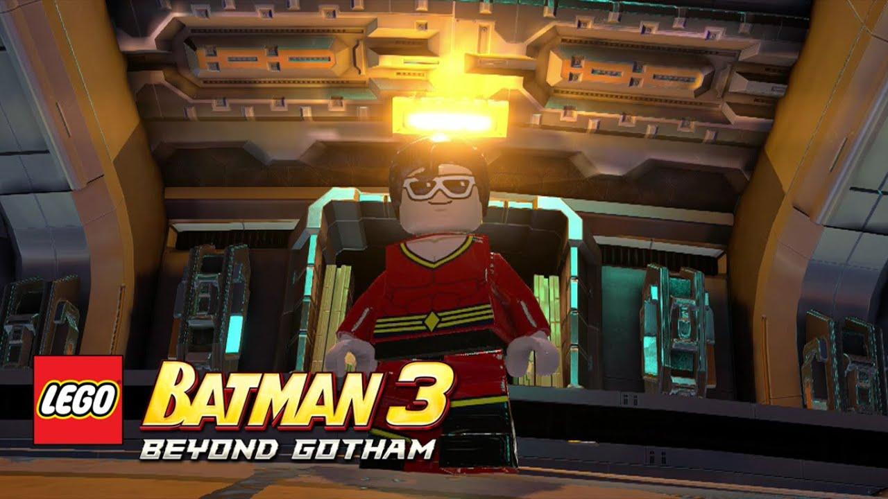 moon base lego batman 3 - photo #11
