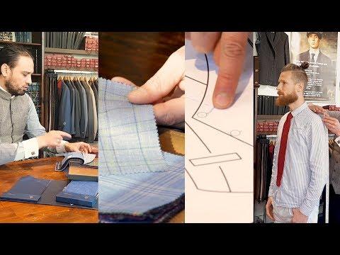 Suit Stories: Bespoke Waistcoat - Het bespreken van een vest met specifieke wensen
