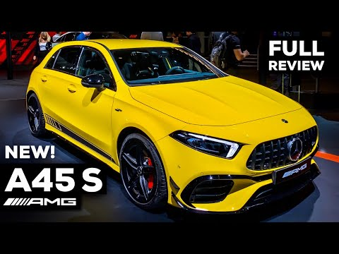 2020-mercedes-amg-a45-s-new-full-review-brutal-4matic+-interior-exterior-mbux