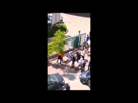 Female Terrorist In Rosh HaAyin Taken Down By Civilians