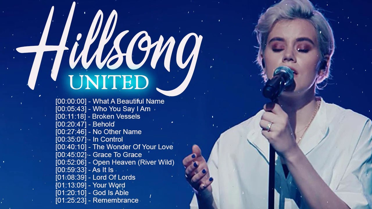 HILLSONG UNITED Worship Christian Songs Collection 2020
