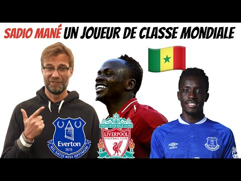 Sadio Mané Un Joueur De Classe Mondiale:Liverpool Vs Everton