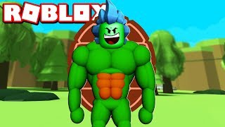 ¡SOY LA TORTUGA MAS GRANDE ROBLOX! - Roblox: Turtle Simulator