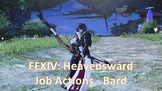 FFXIV: Heavensward - Bard Job Action Theorycrafting