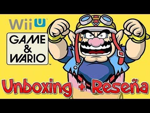 LPtG HD - Game & Wario [Unboxing | Reseña | Análisis]