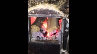 Баня (хорошая вытяжка поглощает дрова)(, 2015-11-15T20:49:52.000Z)