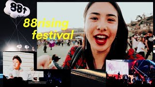 88rising Festival- Rich Brian, Joji, Higher Brothers, Keith Ape, Anderson Paak, Niki, Zion T