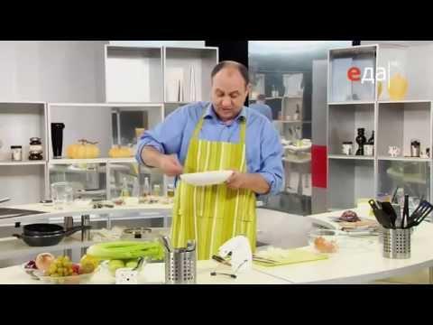 Как правильно пожарить отбивные из печёнки рецепт от шеф-повара / Илья Лазерсон / русская кухня