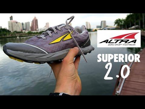 altra running superior 2.0